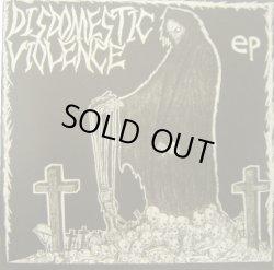 画像1: DISDOMESTIC VIOLENCE-same-7'ep