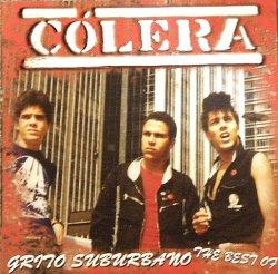 画像1: COLERA-grito suburbano-CD