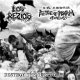 LOS REZIOS/BATTLE OF DISARM-SPLIT-7'EP(peru/japan)
