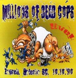 画像1: MDC-LIVE IN ZAGREB 1990-LP(USA)