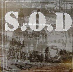 画像1: SOUND OF DISASTER-let the animals live-LP(sweden)