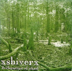 画像1: xSHIVERx-declaration of jihad-demo-CDR