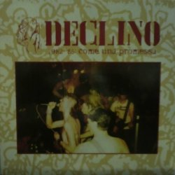画像1: DECLINO-1982-85 come una promessa-LP(italy)