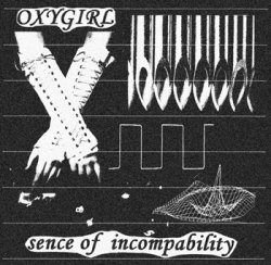 画像1: OXYGIRL-sence of incompability 7'EP